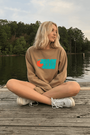 Brynn Rumfallo Exclusive Beach Babe Crewneck