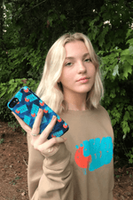 Brynn Rumfallo Exclusive Beach Babe Phone Case