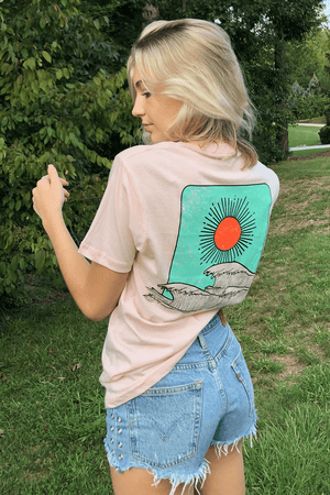 Brynn Rumfallo Exclusive Wish You Were Here Shirt