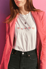 Cande: Cande Heart Tee