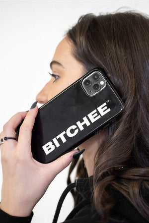 Beauty Chickee: Bitchee Phone Case