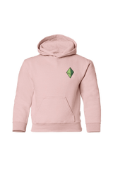 Clare Siobhan Peach Squad Youth Hoodie