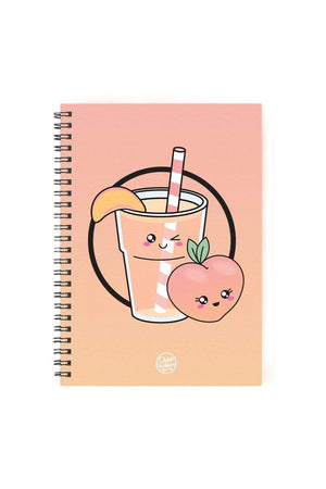 Clare Siobhan: Peacharino Notebook