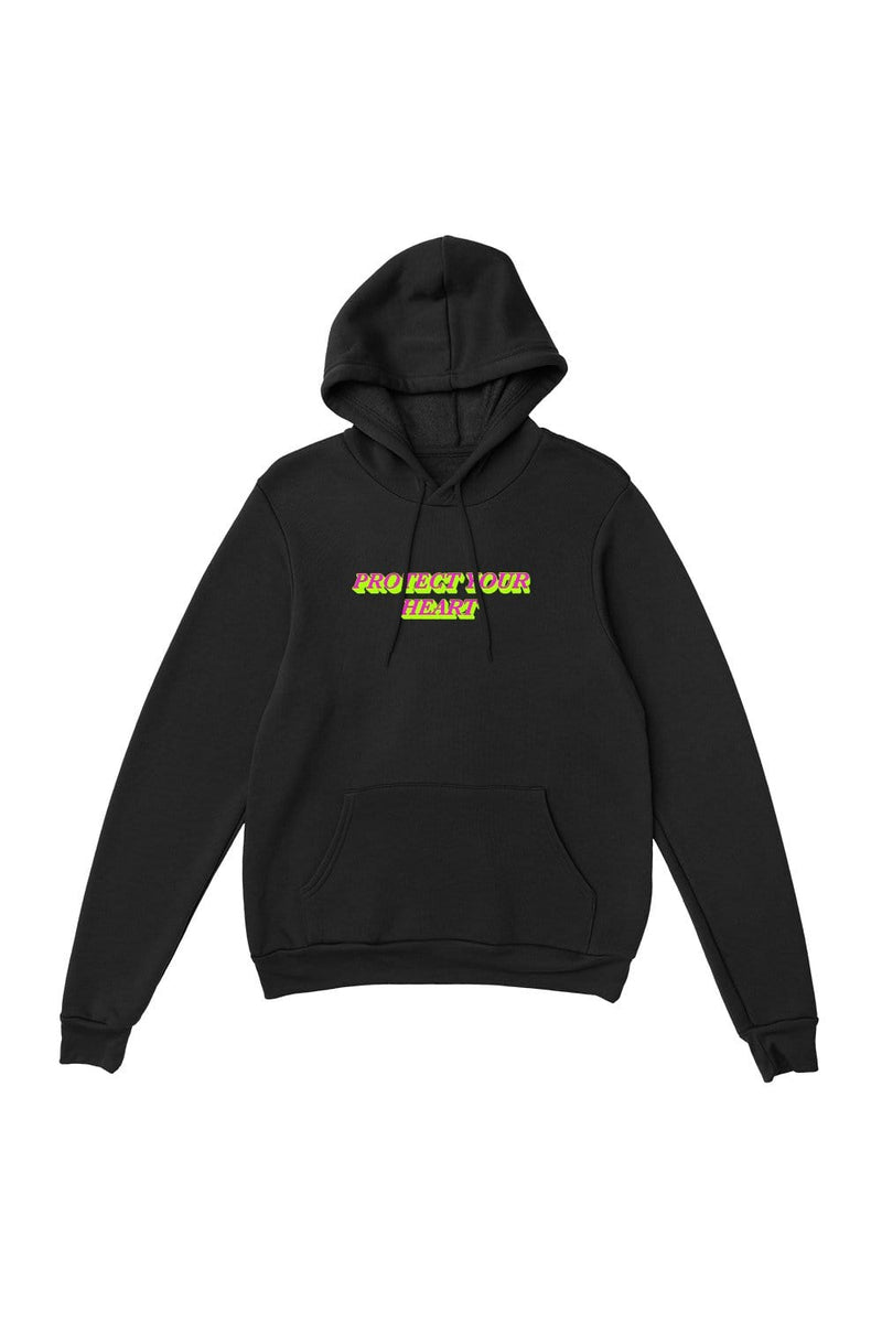 Colby Brock Protect Your Heart Black Hoodie