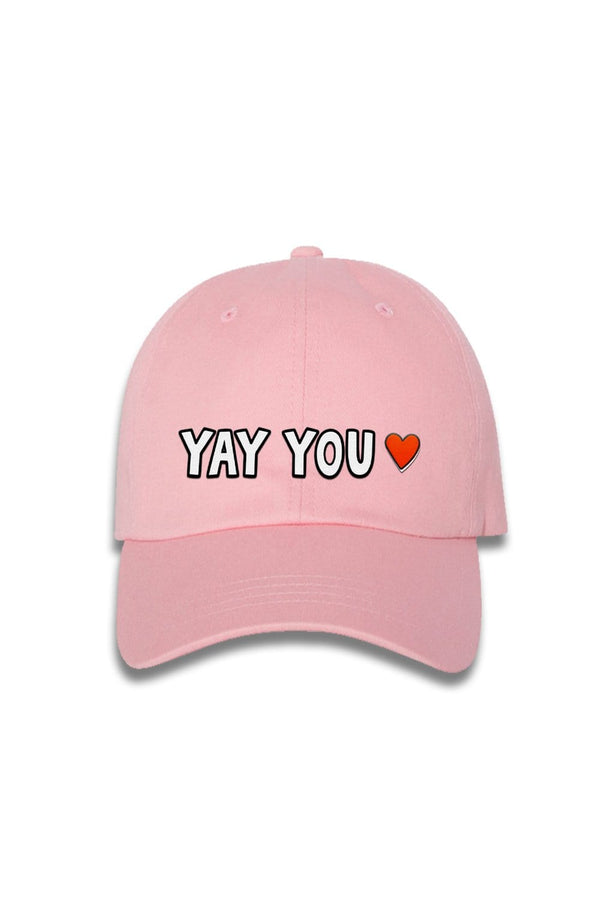Color Me Courtney: Pink Positivity Hat