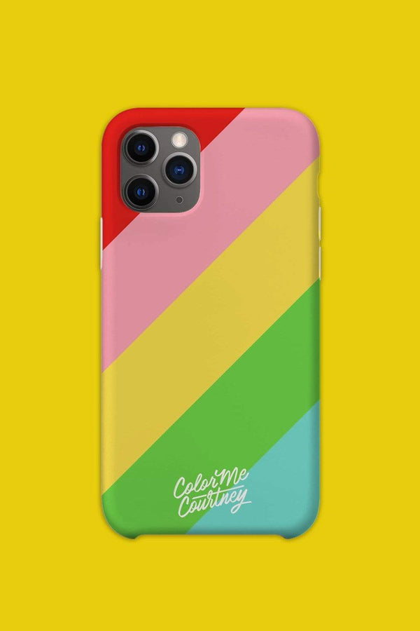 ColorMeCourtney: Rainbow Phone Case