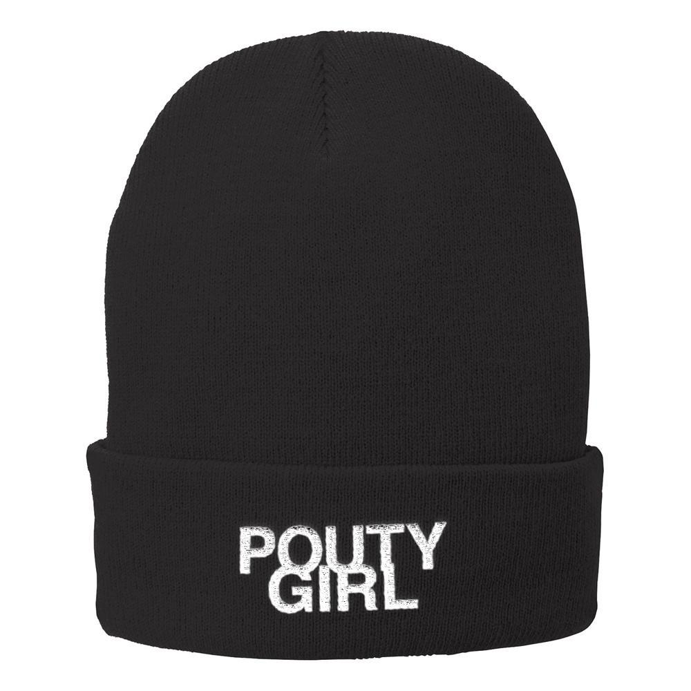 Pouty Girl Collection  Signature Beanie - Fanjoy 11e52482737