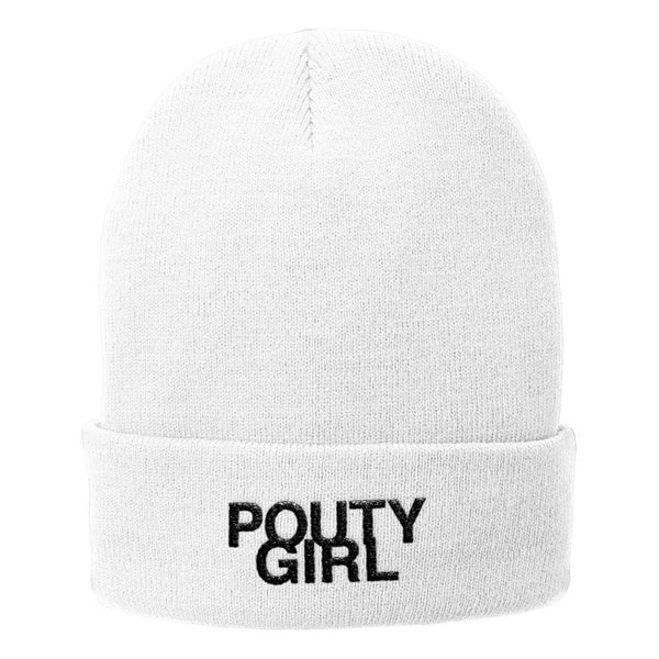 Pouty Girl Collection  Signature Beanie - Fanjoy 71348c12e917