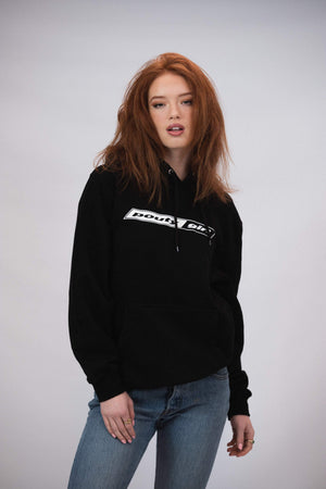 Pouty Girl Sabotage Hoodie