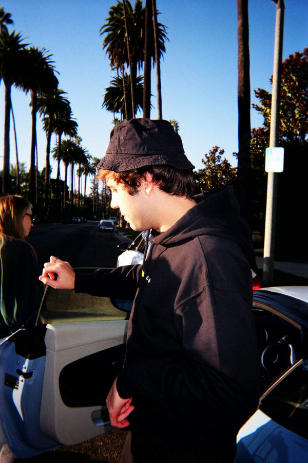 David Dobrik: Beverly 2.0 Black Bucket Hat
