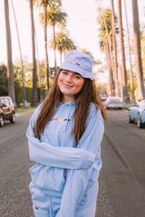 David Dobrik: Beverly 2.0 Blue Bucket Hat