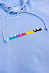 David Dobrik: Beverly 2.0 Blue Hoodie