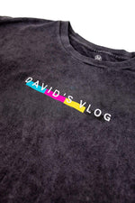 David Dobrik Black Beverly Shirt