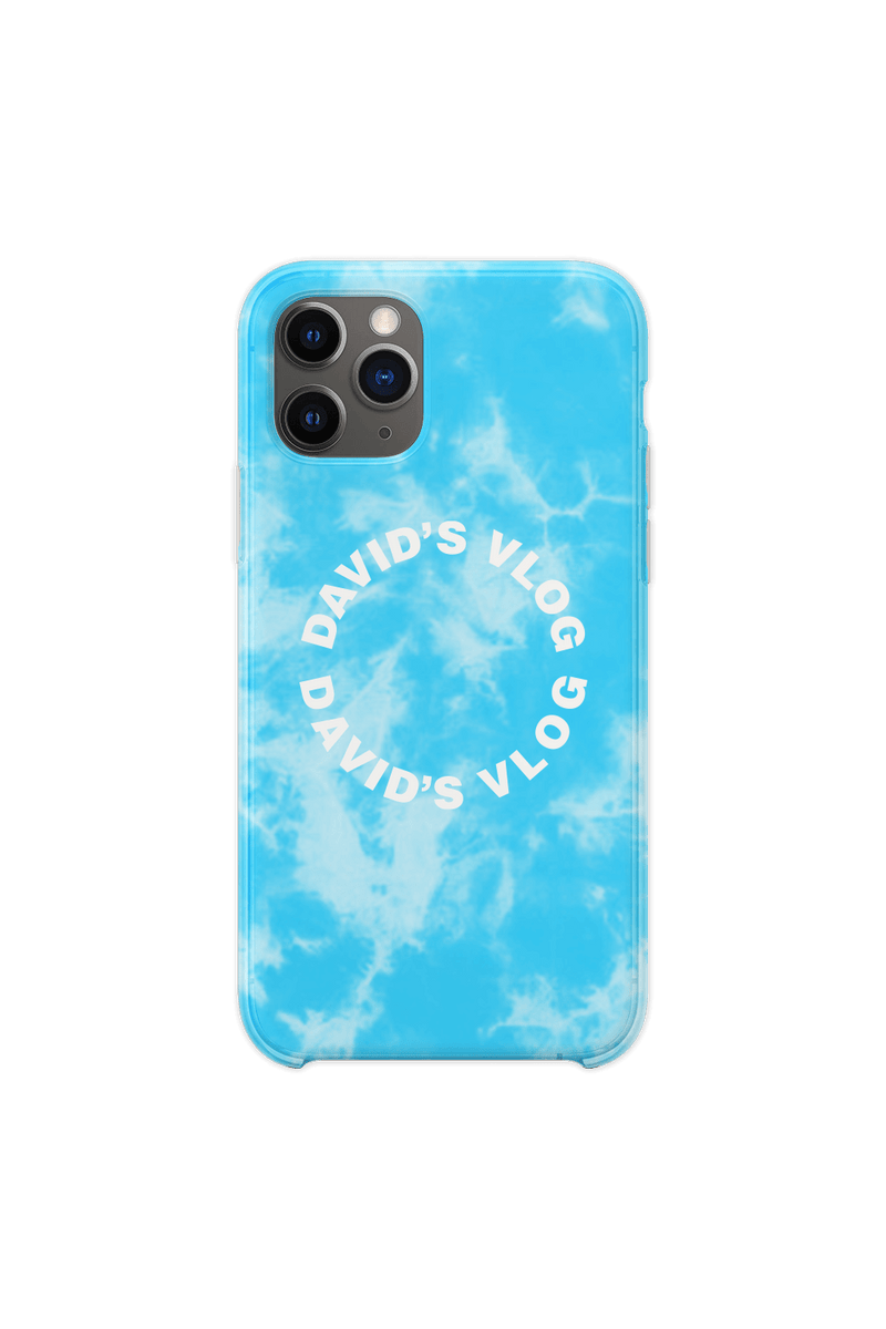 David Dobrik: Blue Cloud Phone Case
