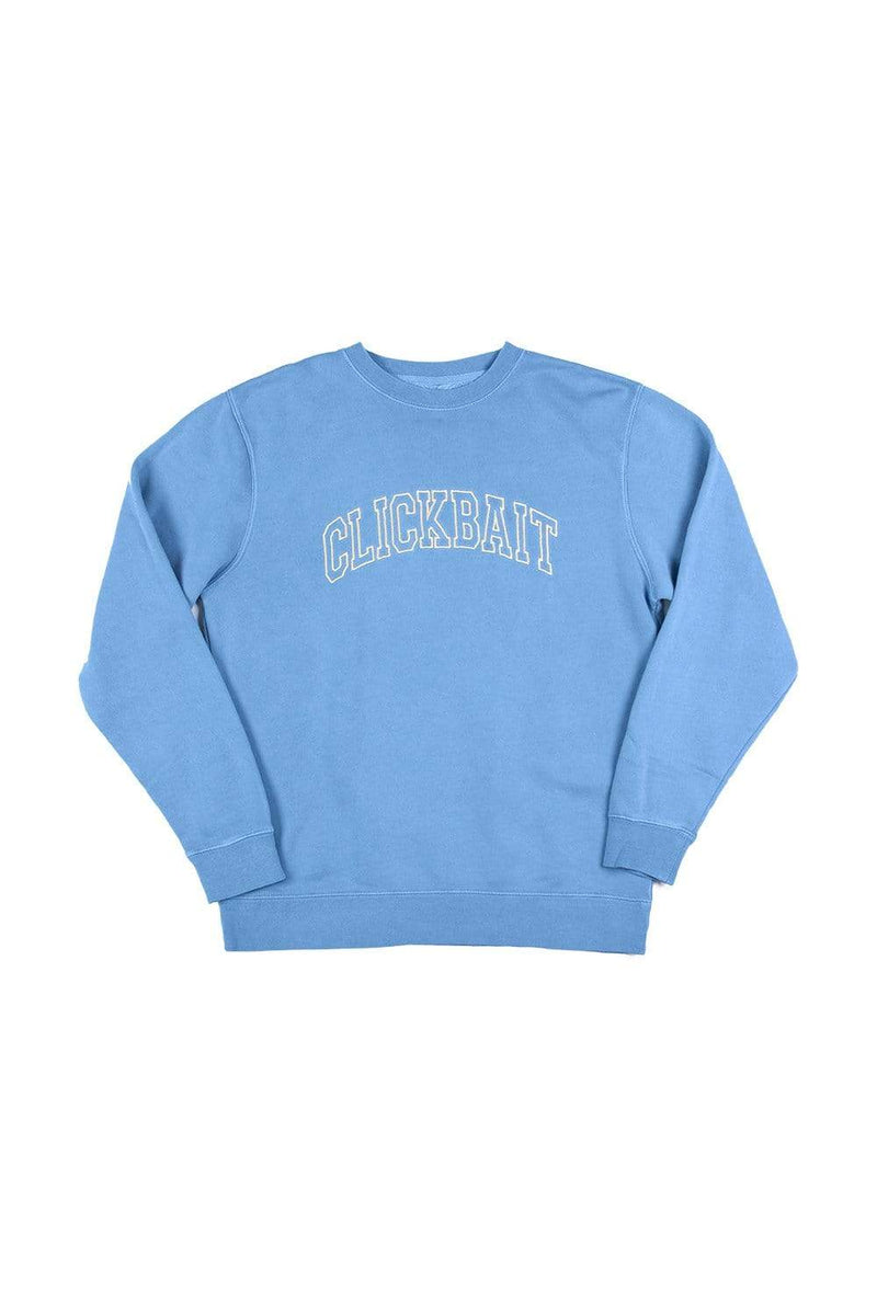 David Dobrik Blue Sunrise Clickbait Sweater
