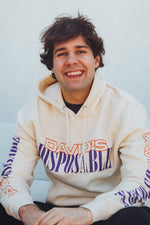 David Dobrik Disposable Camera Hoodie
