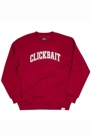 David Dobrik Garnet Clickbait Sweater