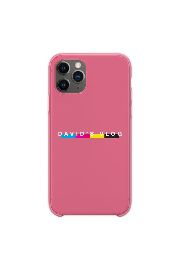 David Dobrik Pink Beverly Phone Case