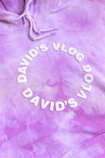 David Dobrik Purple Cloud Hoodie