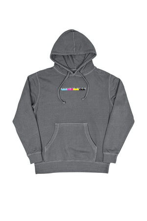 David Dobrik Vintage Black Beverly Hoodie