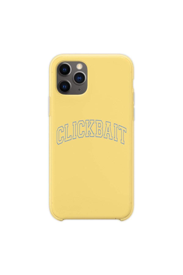 David Dobrik Yellow Sunrise Clickbait Phone Case