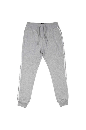 Heather Grey Clickbait Tracksuit Joggers