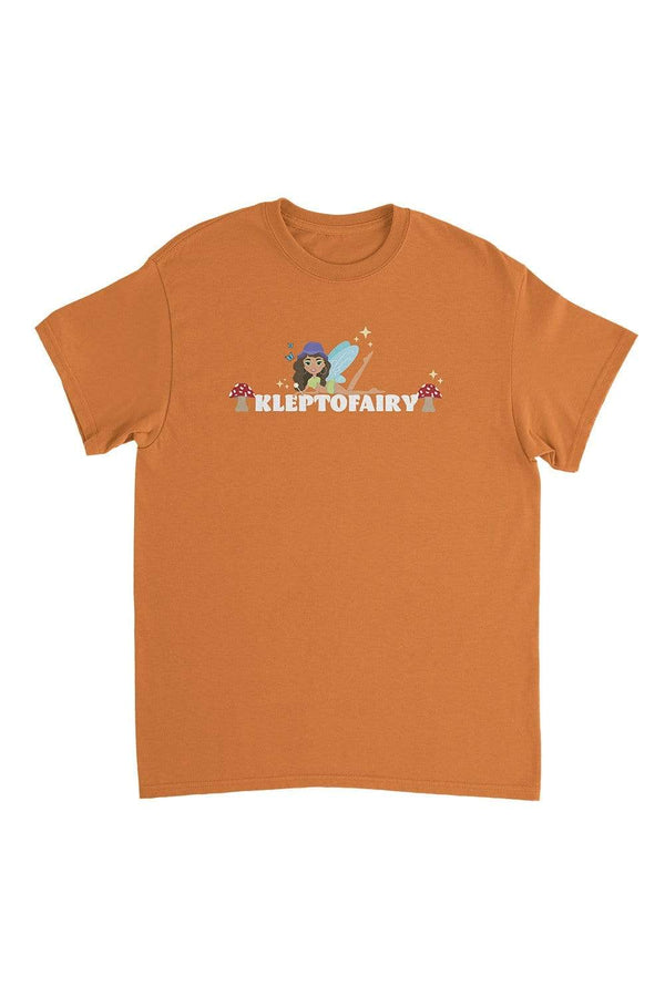 Dez Machado: Kleptofairy Orange TShirt