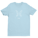 Doux Fairy 'Fairy Wings' Light Blue Shirt