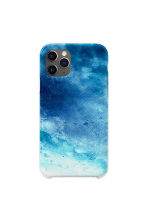 Fanjoy: Abstract Blue Phone Case
