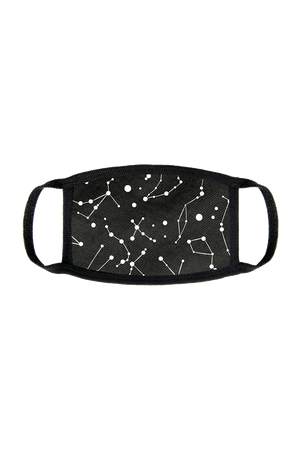 Fanjoy Constellation Face Mask