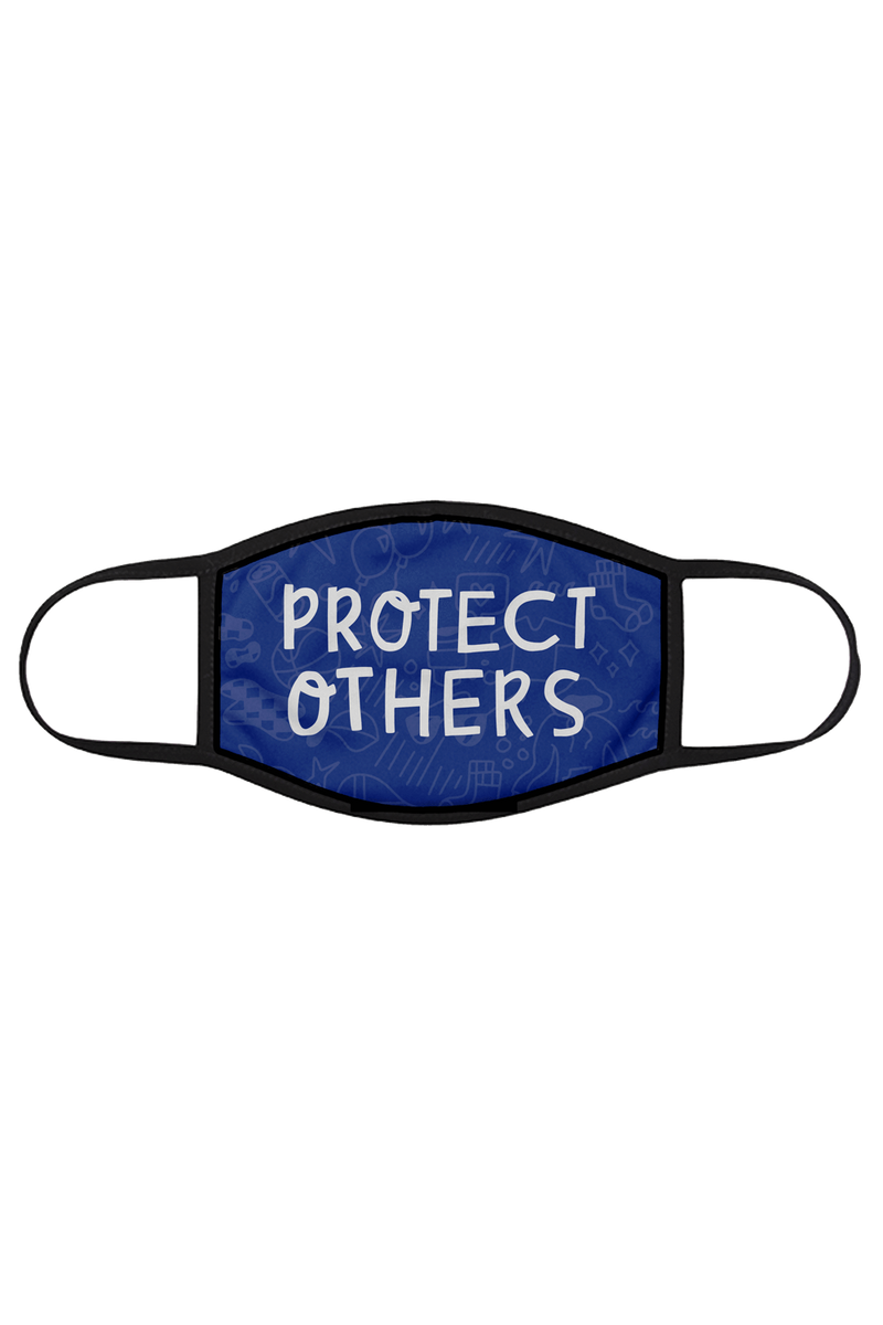 Protect Others Face Mask