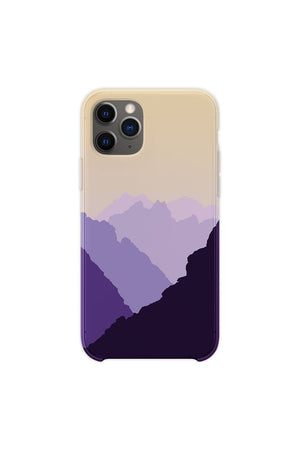 Fanjoy: Sunset Mountains Phone Case