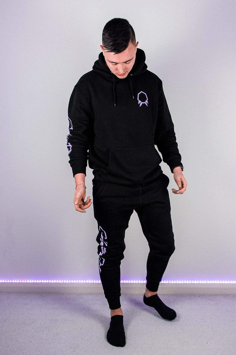 Flea: Collection One Black Jogger