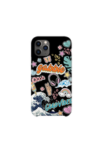 Gabbie Gonzalez Black Phone Case: 'Cultivate Kindness' Collection