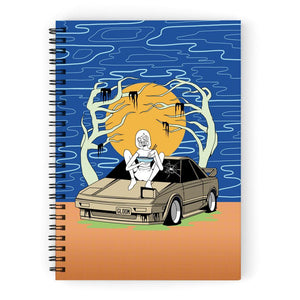 Gloom Apocalypse Notebook