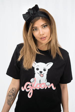 GLOOM Twinkie Black Shirt