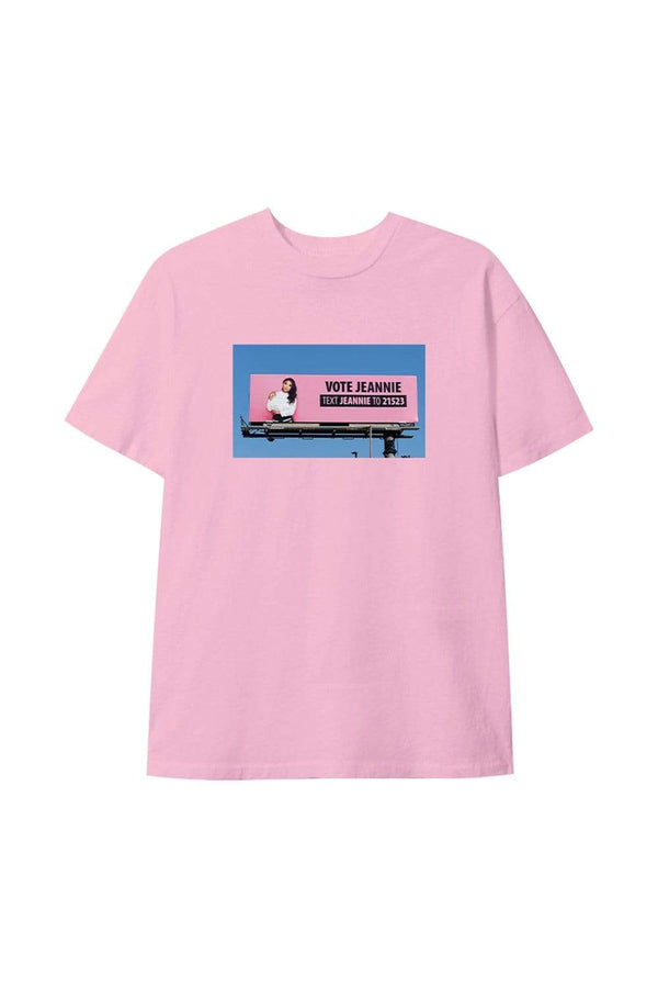 Jeannie Mai Dancing with the Stars Pink T-Shirt
