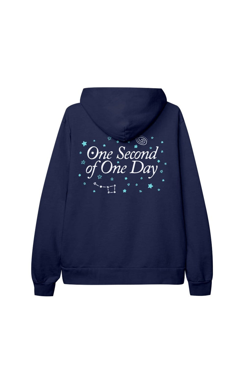MSYFAO x One Second of Every Day Navy Hoodie