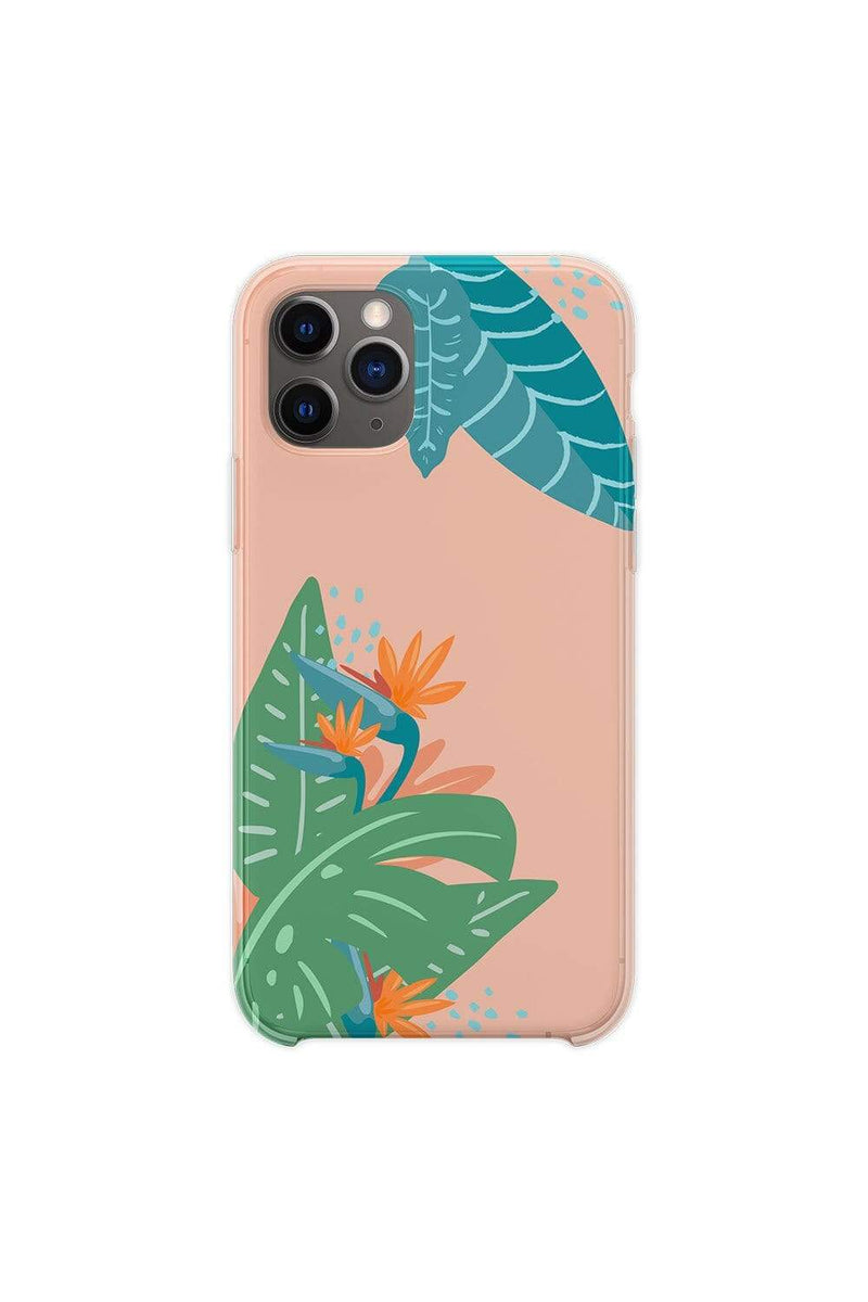 Hyram: Tropical Peach Phone Case