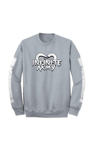 Infinite Lists: Infinite Army Crewneck