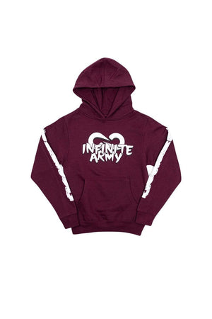 Infinite Lists: Infinite Army Youth Hoodie