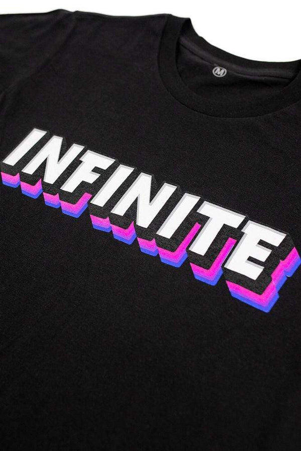 Infinite Lists: Infinite Gradient Shirt