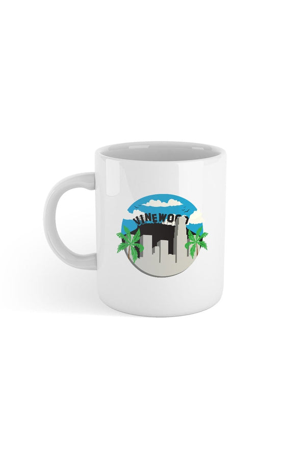 Infinite Lists: Los Santos White Mug