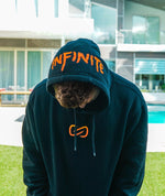 Infinite Lists: Stroke Hoodie