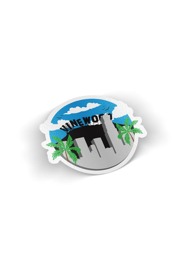 Infinite: Los Santos Sticker