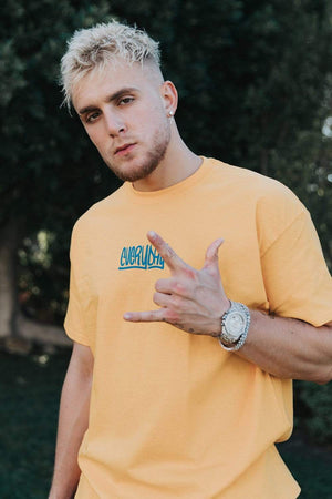 Jake Paul Everyday Gold Tee
