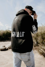 Jake Paul Limited Edition Black Everyday We Lit Hoodie