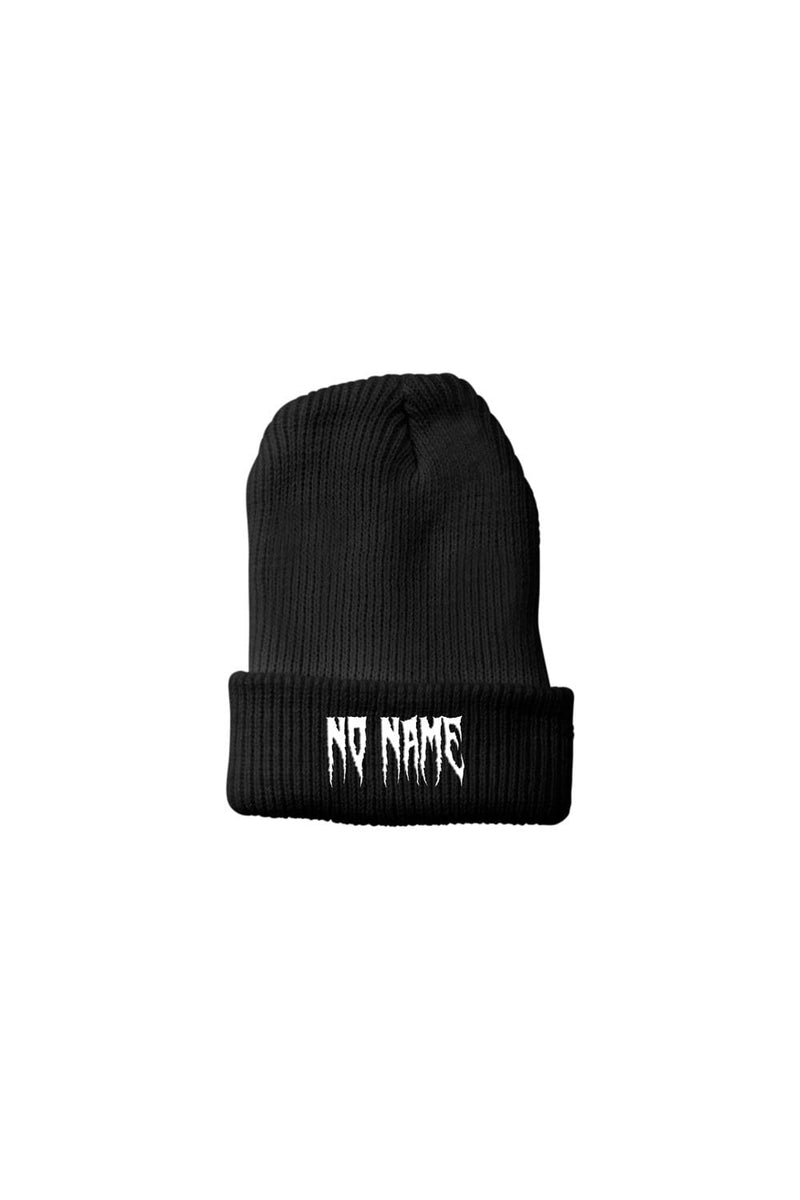 No Name Black Beanie