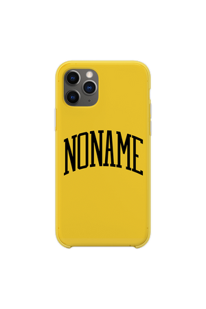 No Name Varsity Grunge Phone Case