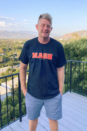 Jason Nash Collegiate Tee